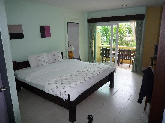 Bacchus Home Resort: Chambre