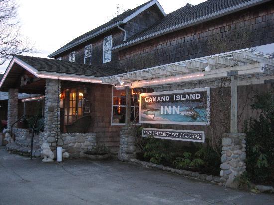 حانة كامانو أيلاند: Camano Island Inn