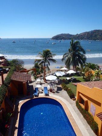 Villas Miramar: Ocean view