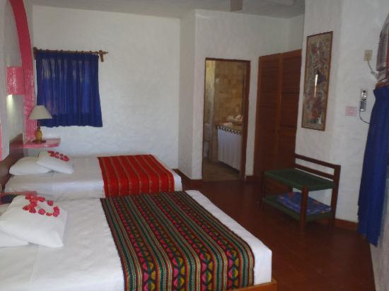 Villas Miramar: Ocean view rooms