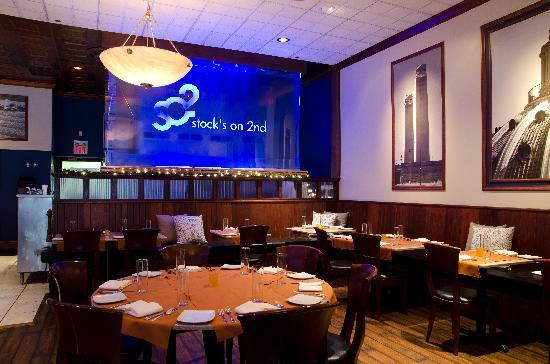 Stock's on 2nd: Dining Room