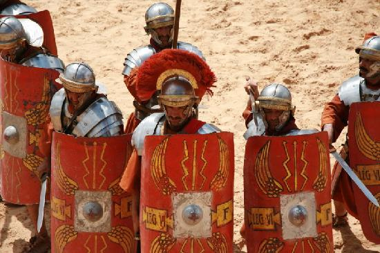 The Roman Army and Chariot Experience: Legione