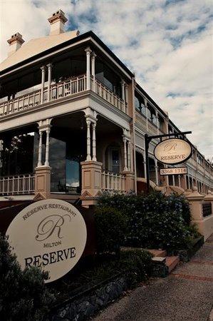 Reserve Restaurant Milton