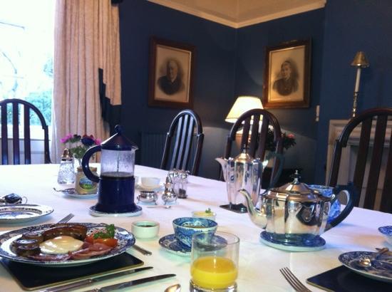 Grayingham Lodge: Breakfast Room