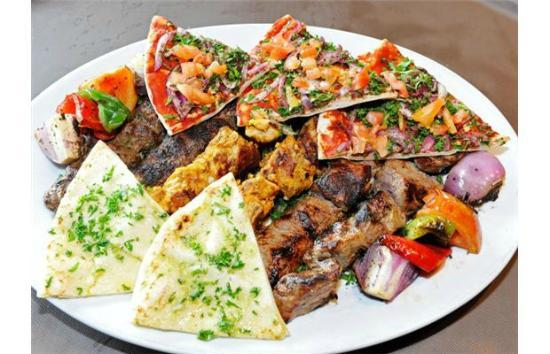 Phoenicia: Jat Mashawee also known as Mixed Grill Platter. A favorite by many customers!