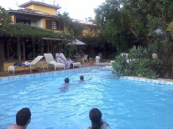 Pousada do Namorado: Foto da piscina