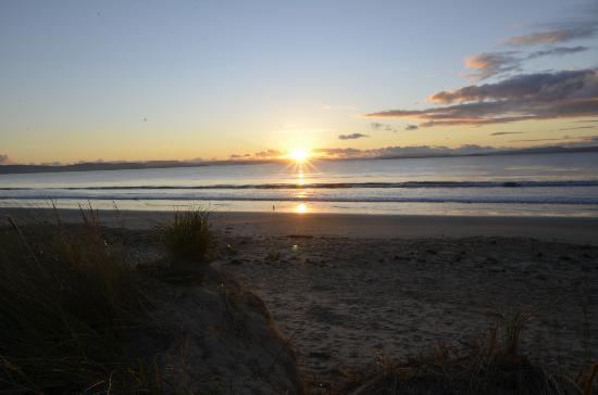 Seven Mile Beach: SMB sun rise