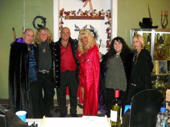 Our Wedding At THE BROOM CLOSET 11 11 11, Nick M.,