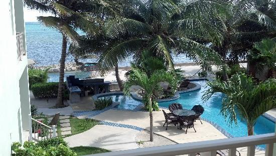 The Landings at Tres Cocos: View from our balcony