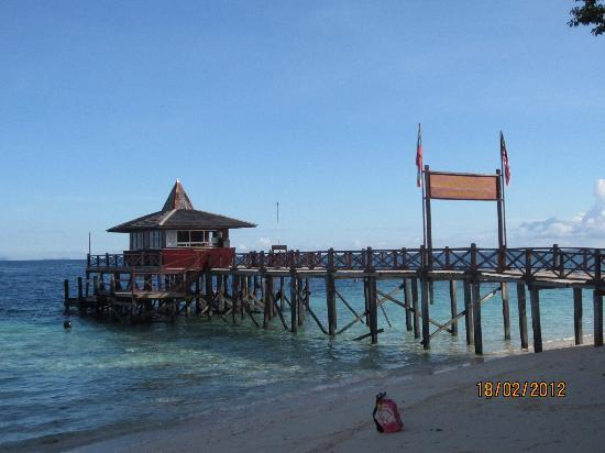Smart Divers Resort: Sipadan island