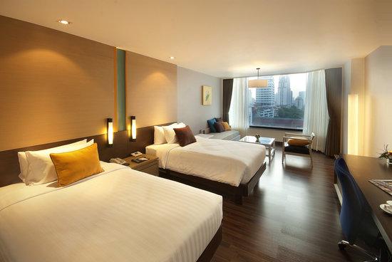 Bangkok Hotel Lotus Sukhumvit: Premier Twin Guest Room