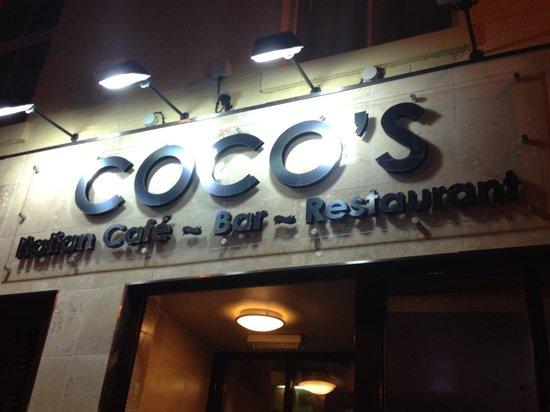 Cocos altrincham
