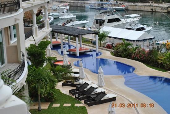 Aventuras Club: Peaceful and comfortable, with a view of the Marina.