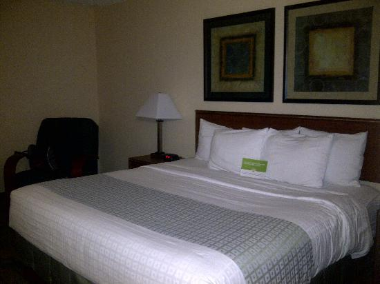 La Quinta Inn & Suites Des Moines-West-Clive : King Bed
