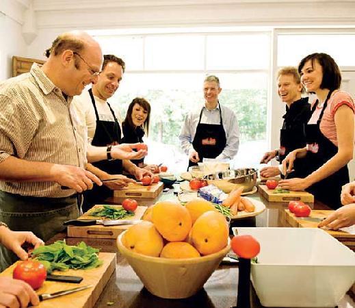 Mangrove Yoga Ashram: Enjoy our many vegetarian cooking courses