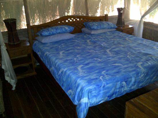 Barra Cuda Lodge: King size beds