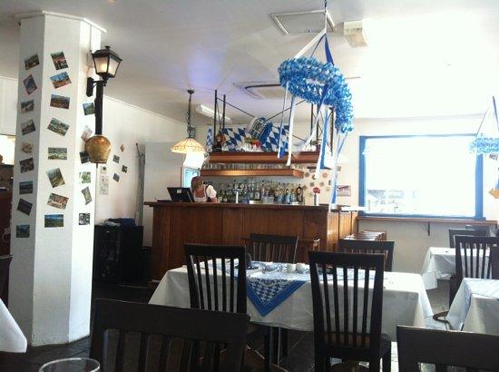 Bavarian Beerhouse: Mel, doing a great job :-)