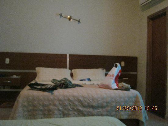 Hotel Jolie: habitacion