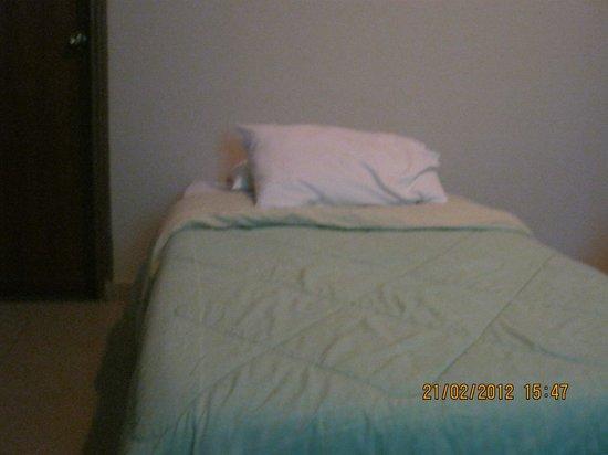 Hotel Jolie: cama individual
