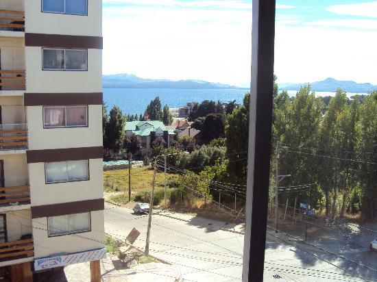 Hotel Monte Cervino: vista desde la habitación