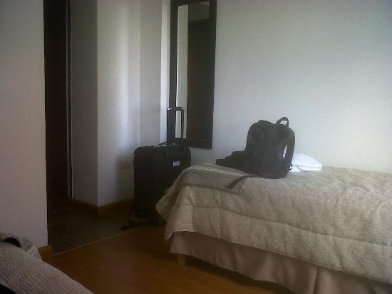Hotel Monte Cervino: habitación