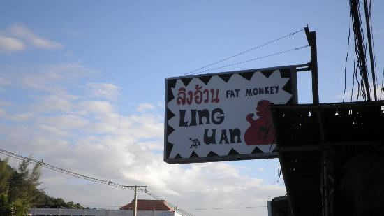 Ling Uan (Fat Monkey): Watch for the Fat Monkey sign