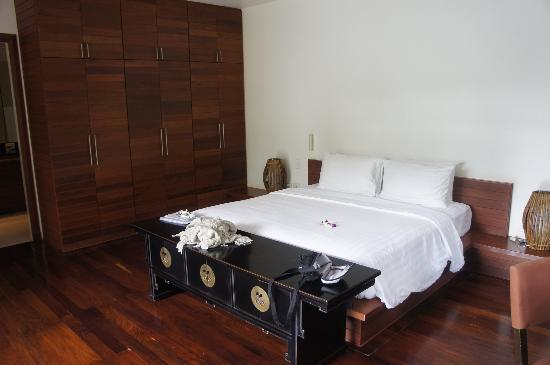 The Residence Resort and Spa Retreat: very comfy