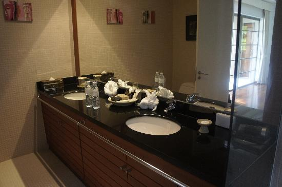 The Residence Resort and Spa Retreat: penty of room