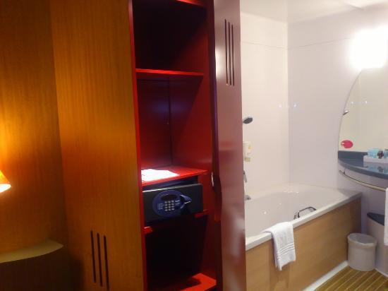 Novotel Suites Cannes Centre: Suitehotel Cannes