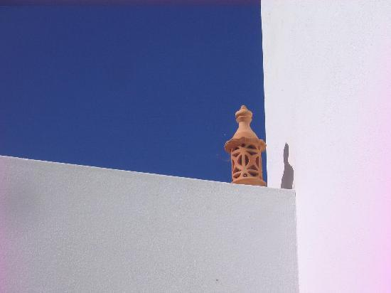 Calcada Guesthouse : Building detail