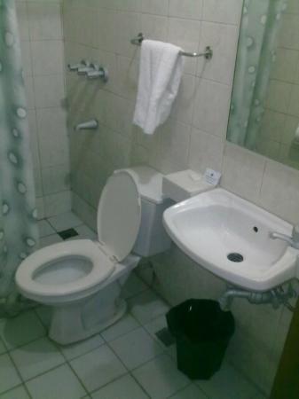 Cebu Business Hotel, Feb 2012