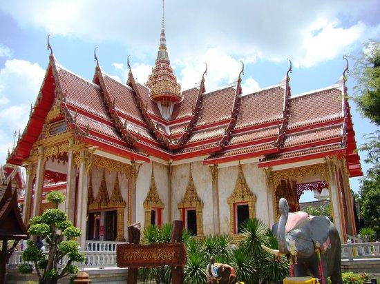 Rawai, Tailandia: Wat Chalong, Phuket