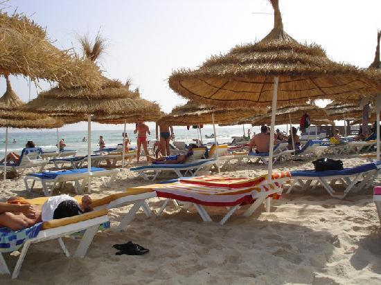 One Resort Monastir : spiaggia