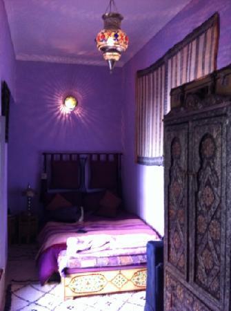 Riad Dar Eliane: our gorgeous room