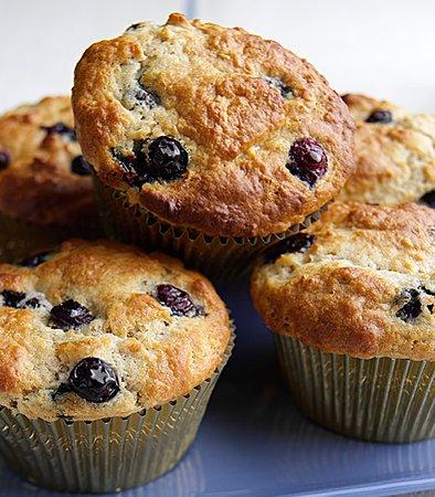 Jaipur Baking Company: Chocolate muffins