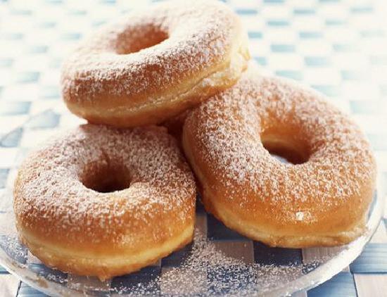 Jaipur Baking Company: donuts