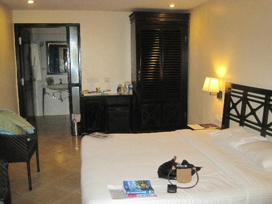 The Baga Marina: My room