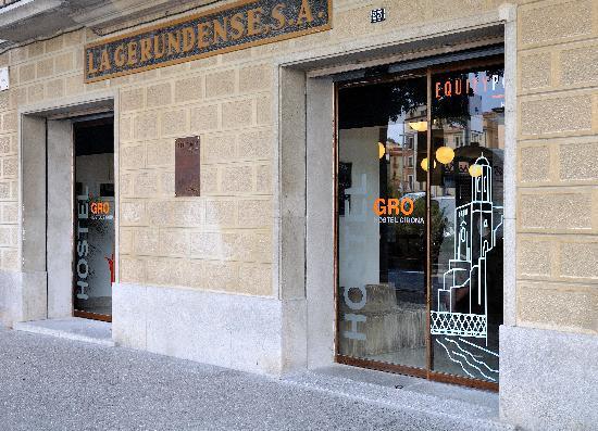 Equity Point Girona Hostel: Dor