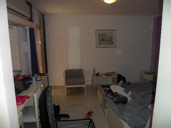 Princess Hotel: Our room