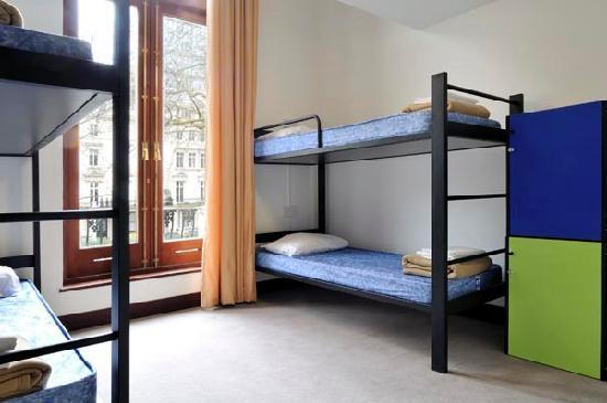 Equity Point London Hotel: Dorm