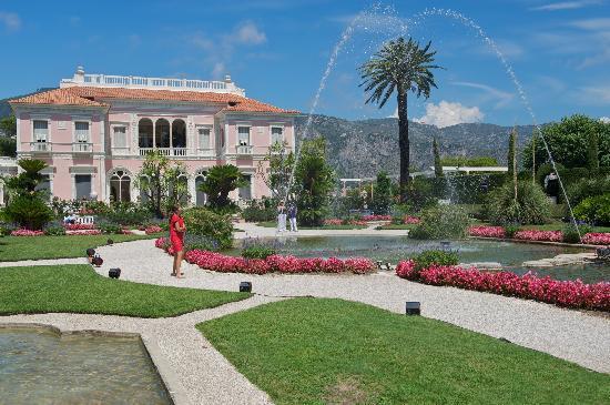 Villa Ephrussi de Rothschild 10 - Bild von Villa & Jardins Ephrussi ...