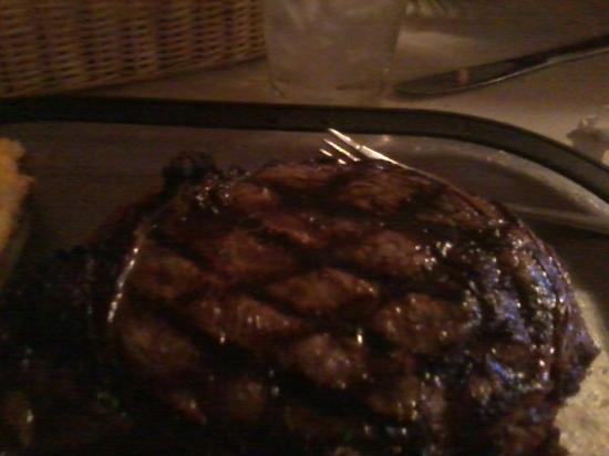 Jack & Rosie's Steakhouse: Now that is a Ribeye