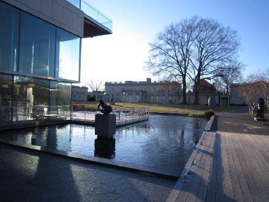 Virginia Museum of Fine Arts: View of VFMA
