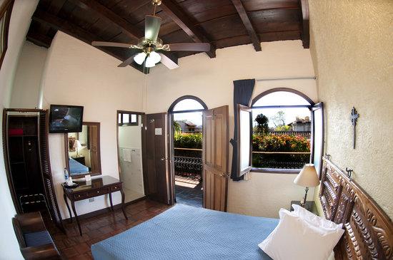 Casa Florencia Hotel: Jacaranda Room