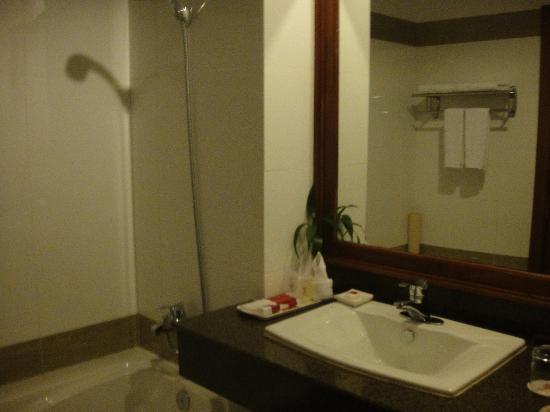 Angkor Miracle Resort & Spa: Toilet