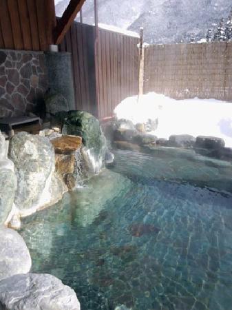 Oshirakawa Onsen Shiramizu no Yu