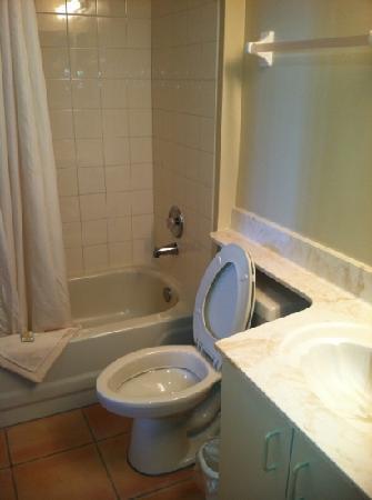 فاكيشن فيلدج آت بونافنتور: bathroom was clean