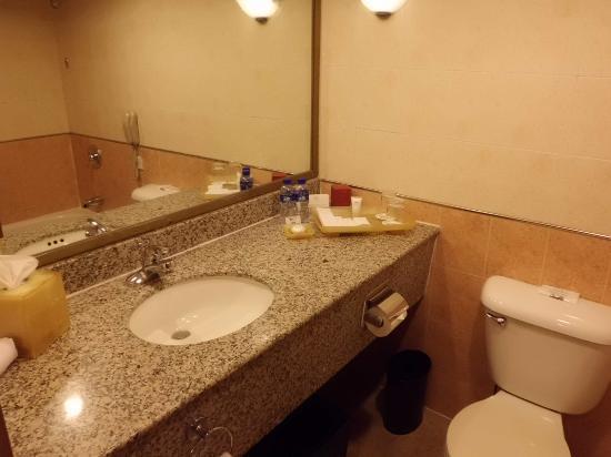 Gloria Grand Hotel Nanchang: bathroom