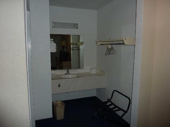 Motel 6 Palm Desert - Palm Springs Area: Lavabo