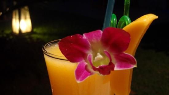 Baan Malinee Bed and Breakfast: cocktail